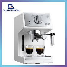 Review chi tiết máy pha cà phê Delonghi ECP33.21