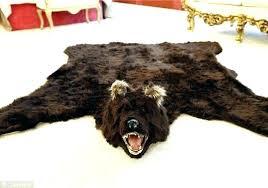 bear skin rug faux polar bear rug faux bear rug creative ideas fake bear rug lovely bear skin rug