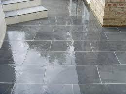 slate tiles for a patio