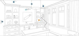 office lighting plan. beautiful plan home office lighting and plan