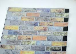 self stick wall tiles l and australia mosaic adhesive for kitchen metallic