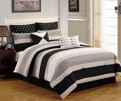 full size of bedspread black and white bedding ease with style sets full queen bloomingdale
