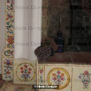 Decorative Hearth Tiles Tiles 44