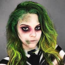 beetlejuice makeup makeup looks inspo creative costumes face