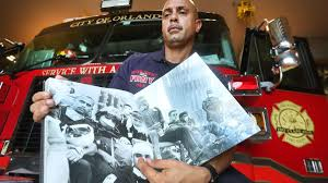 Orlando firefighter who was FDNY paramedic on 9/11 recognized for ...