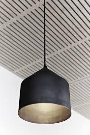 Interior pendant lighting Rustic Great Matte Black Pendant W Metallic Interior Not To Mention Cool Ceiling Pinterest Great Matte Black Pendant W Metallic Interior Not To Mention