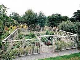 white fence ideas white fence for garden image of vegetable ideas