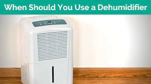 a dehumidifier in winter or summer
