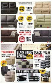 home furniture on 2015 black friday flyer