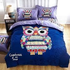 owl bedding queen owl bedding for s owl bedding set king queen size full duvet cover