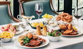 Lobster Bar Presents Sunday Roast Menu By New Executive Chef Cary Doherty |  Tatler Hong Kong
