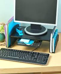 desk monitor stand ds100 dual monitor desk stand horizontal