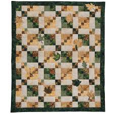 Fall Flurry Quilt Pattern by Nan Baker and Perfect Spots 49 x 58 ... & Fall Flurry Quilt Pattern by Nan Baker and Perfect Spots 49 x 58 Adamdwight.com