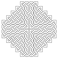Small Picture Celtic knot coloring pages printable ColoringStar