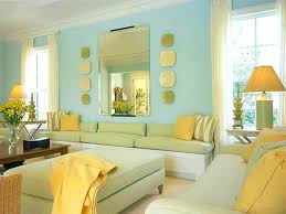 Living Room Color Schemes Sky Blue Colour Wall
