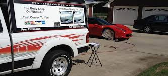 newlook works mobile auto scratch and per repair service