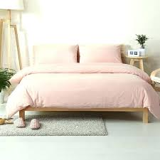 style solid color bedding set washed cotton twin style solid color bedding set washed cotton twin
