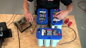 installing 24v and 36v battery system for trolling motor