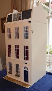 For Sale - Christopher Cole Dolls House, 1977, Heals of London.Replica of