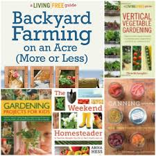 farming books for beginners