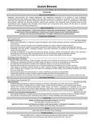 Social Media Resume Example Media Resume Examples Resume Professional Writers