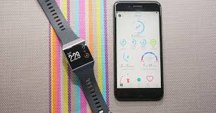 If you've got a fitbit, and you use an iphone, there's a good chance you'd like to sync the stats from your fitbit with… How To Set Up The Fitbit Ionic Cnet
