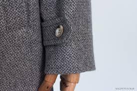 gray hooded pea coat toddler 2018 children jackets baby little penguin single ted child