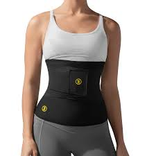 Hot Shapers Hot Belt With Waist Trainer Womens Tummy Trimmer And Girdle For Weight Loss Control Stomach For Workouts Slimming And Shaping And