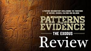 Patterns Of Evidence Unique Patterns Of Evidence Exodus REVIEW YouTube