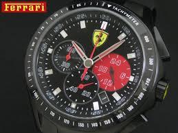 starmart rakuten global market 0830023 ese non release 0830023 ese non release ferrari scuderia textures ferrari clocks official chronograph men watch watch black