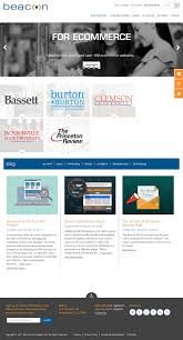 Ecommerce Web Design Greensboro Beacon Technologies Competitors Revenue And Employees