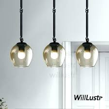 hand blown seeded glass pendant lights green shade droplet effect light hanging lighting rest room restaurant