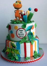 Dinosaur Train Cake Creative Cakes Birthday Cake Dino Cake