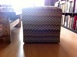 missoni ottoman santafe pw cylinder pouf by missoni home yliving