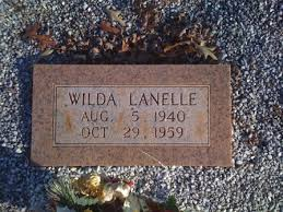 Wilda Lanelle Smith (1940-1959) - Find A Grave Memorial
