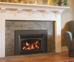 gas fireplaces inserts vent free gas fireplace with corner stone fireplace decorating home heating
