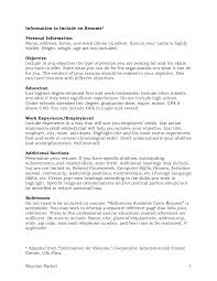 Cover Letter Reference In Resume Format Reference Job Format