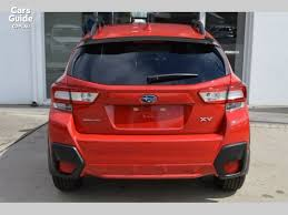 2018 subaru xv red. plain 2018 inside 2018 subaru xv red