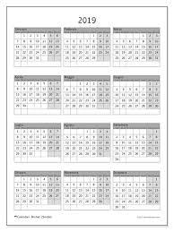 Calendario 2019 37ld Michel Zbinden It