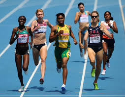 Example Of A Track Workout For Middle Distance Runners Woman