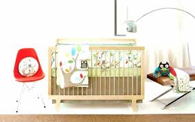 modern baby bedding owl nursery bedding baby room with owl baby bedding and wooden crib wonderful
