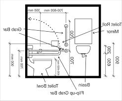ada compliant bathroom layout handicap toilet height 19 ada toilets rails requirement