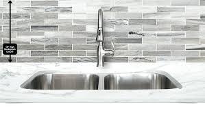 gray kitchen backsplash modern gray white some brown color mixed subway marble kitchen tile from grey gray kitchen backsplash