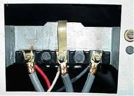 wire a dryer cord 3 prong dryer connection diagram