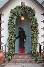 FRONT DOOR I Hope That You Will Love Making These Garlands As Much Do Get Creative And Show Off Your Own Personal Style