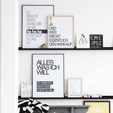 Poster Und Drucke Mit Sprüchen Living At Home
