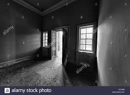 light shining into a dark room through an open door north yorkshire england