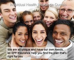 individual health insurance quotes california