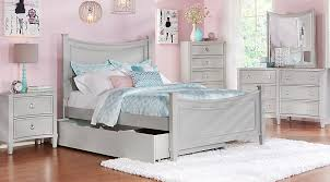 Jaclyn Place Gray 5 Pc Twin Panel Bedroom Teen Bedroom Sets Colors