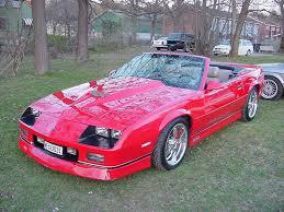 236 best Camaro 1980 thru 1989 images on Pinterest | Chevrolet ...